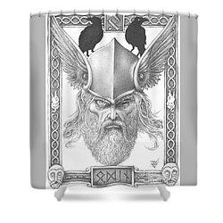 Odin Shower Curtain