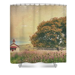 Of Days Gone By Shower Curtain by Laurie Search