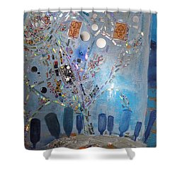 Of South 2 Shower Curtain