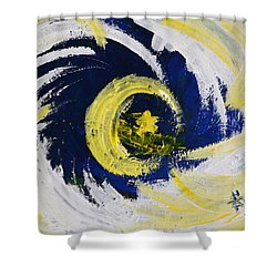 Of Stars And Moons Shower Curtain