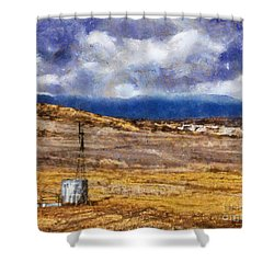 Off The Beaten Path I Shower Curtain