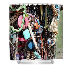 Offerings Shower Curtain