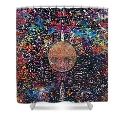 11-offspring While I Was On The Path To Perfection 11 Shower Curtain