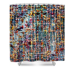 13-offspring While I Was On The Path To Perfection 13 Shower Curtain