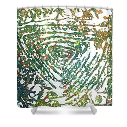17-offspring While I Was On The Path To Perfection 17 Shower Curtain