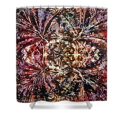 36-offspring While I Was On The Path To Perfection 36 Shower Curtain