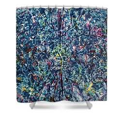46-offspring While I Was On The Path To Perfection 46 Shower Curtain
