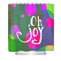 Oh Joy Shower Curtain