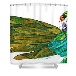 Oh Mya Shower Curtain