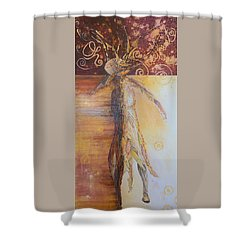 Oh Sweetheart Shower Curtain
