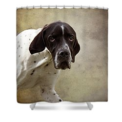 Oh The Eyes Shower Curtain