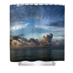 Oh, What A Beautiful Morning Shower Curtain
