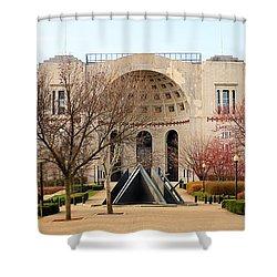 Ohio Stadium Entrance  8955 Shower Curtain
