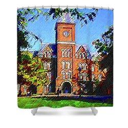 Ohio State University  Shower Curtain