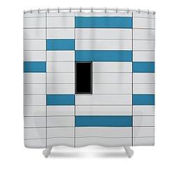 Ohio Windows 3 Shower Curtain