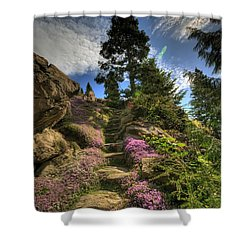 Ohme Gardens Shower Curtain