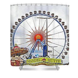Oktoberfest 2010 Munich Shower Curtain