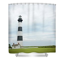 Old Bodie Shower Curtain