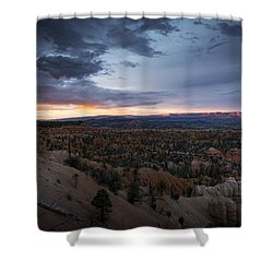 Old But Beautiful Shower Curtain