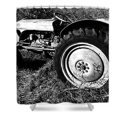 Old Ford 8n Shower Curtain