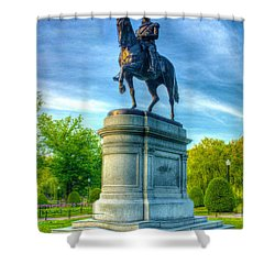 Old George 6355 Shower Curtain