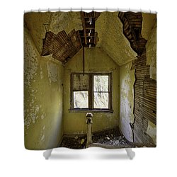 Old House 1 Shower Curtain