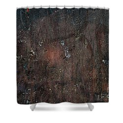 Shower Curtain featuring the photograph Old Plastered And Painted Wall by Elena Elisseeva
