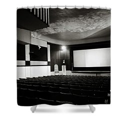 Old Theatre 3 Shower Curtain by Marilyn Hunt