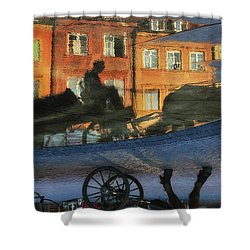 Old Town In Warsaw #12 Shower Curtain