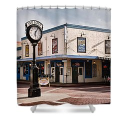 Old Town - Kissimmee - Florida Shower Curtain