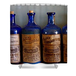 Shower Curtain featuring the photograph Old West 10 by Deniece Platt