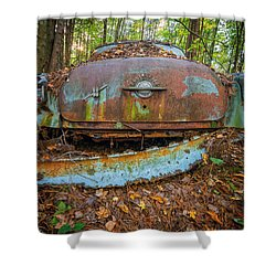 Olds 88  Shower Curtain
