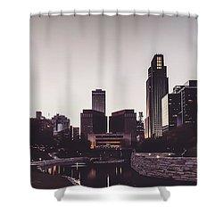 Omaha Shower Curtain