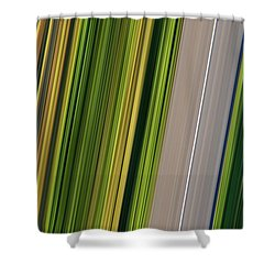 On Road II Shower Curtain