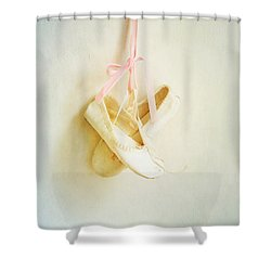 Once, I Danced Shower Curtain