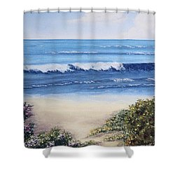 Once Upon A Time Shower Curtain