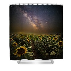 Shower Curtain featuring the photograph One In A Million  by Aaron J Groen