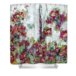 One Last Kiss Shower Curtain