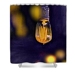 One Light Shower Curtain