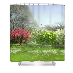 Shower Curtain featuring the photograph One Love by Diana Angstadt