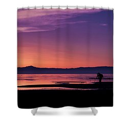 One More Shot Shower Curtain