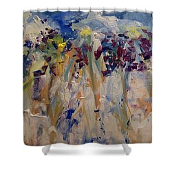 One Of A Kind Shower Curtain by Judith Desrosiers