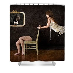 One Reason Shower Curtain