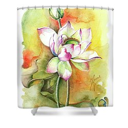 One Sunny Day Shower Curtain