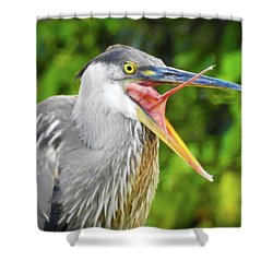 One Tongue To Rule Them All Shower Curtain