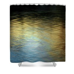 Shower Curtain featuring the photograph One Tree by Kenneth Campbell