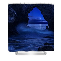 Shower Curtain featuring the photograph Only Dreams by Dustin  LeFevre