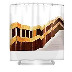 Onward - Shower Curtain
