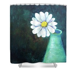 Oopsy Daisy Shower Curtain