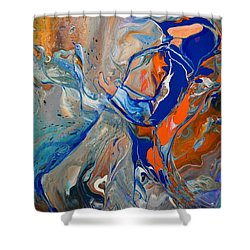 Open The Floodgates Of Heaven Shower Curtain